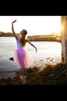 Dance pose! Senior pictures???