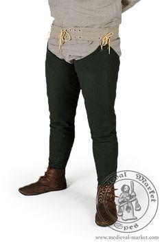 Odzież spodnia - Medieval Market, early separate hoses