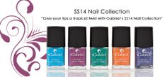 Gabriel Cosmetic SS14 Collection