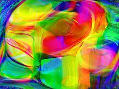 """Colormix 5 - Yellow (Arts numériques) par Richard Vigniel FR- Cette image numérique a été créée par un assemblage harmonieux de filtres, d'images et d'algorithmes, habilement élaborés et finement ajustés par l'artiste. Un enregistrement musical simultané accompagne les couleurs et métamorphose l'image, amenant ainsi de la vie et de la dynamique à cette magnifique création digitale.  Cette nouvelle forme d'art est nommée """"Art Algorithmique"""", qui est une catégorie de ce l'on appelle plus…"""