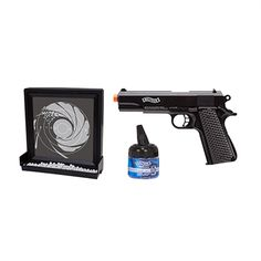 Great Target Kit!  Includes Pistol, BBs, and Collection Tray!!
