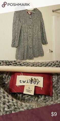 Knit sweater Super soft knit sweater twiggy Sweaters Cardigans