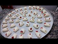 Biscoitos Amanteigados de Leite Condensado + Goiabada - Caseiro e Derrete na Boca hum .... - YouTube