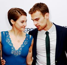 THATS TRUE LOVE I CAN TELL ~Divergent~ ~Insurgent~ ~Allegiant~