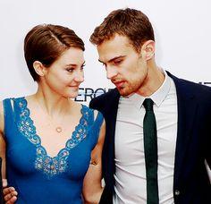 THATS TRUE LOVE I CAN TELL ~Divergent~ ~Insurgent~ ~Allegiant~