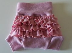 MEDIUM 100% Wool Diaper Cover Upcycled Wool Soaker by MyWoolieBaby