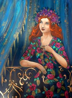 or Rondezvous at Night, Loetitia Pillault, Nocturne, Claudia Tremblay, Mystique, Inspiration Art, Decoupage, Beautiful Love, French Artists, Box Art, Oeuvre D'art