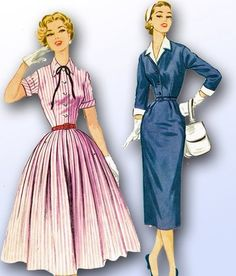 vintage pattern from Vintage4me2