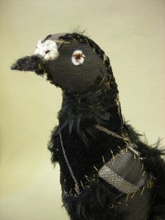 Karen Suzuki's street pigeons are fantastic, poor souls with missing toes and ruffled plumage just like the real thing, poor Glasgow pigeons!