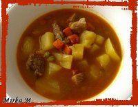 Srnčí guláš | Mimibazar.sk Thai Red Curry, Ethnic Recipes, Food, Essen, Meals, Yemek, Eten