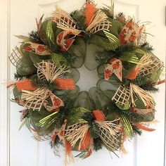 Green-Fall-Deco-Mesh-Wreath-By-Deck-That-Wall