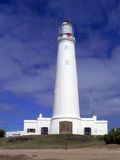 Cabo Santa Maria lighthouse [1874 - La Paloma, Rocha, Uruguay]