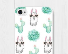 Typography Posters // iPhone Cases // Mouse Pads by fieldtrip Iphone 4 Case, Samsung Galaxy S7 Case, Ipod Cases, Cute Phone Cases, Alpacas, Cactus, Llama Decor, Diy Pop Socket, Cute Llama