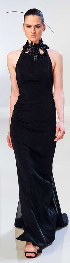 Dilek Hanif Couture S/S 2014