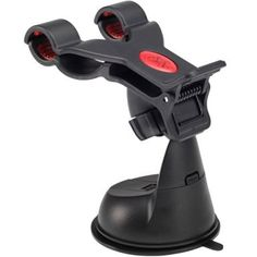 Gwogo Car Windshield Mount Stand Holder-Compatible with All Smartphones, including IPhone 4, 4S, 5, 5S, 5C 6,6S- Samsung Galaxy S3, S4, S5 - Galaxy Note 2, 3 - LG, G2 - Motorola Moto X Droid HTC One, Nexus 6 $5.00