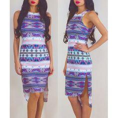 Round Collar No Multicolor Dresses For Women | Cheap Cute Womens Dresses Casual Style Online Sale | DressLily.com