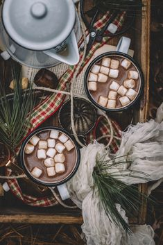 Chai Tea Hot Chocolate | TermiNatetor Kitchen - Nathaniel Crawford