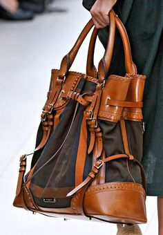 burberry if you please :) I would do mad crazy things for this bag!!!! NO LIE!