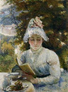 Mujeres en la historia: El pincel encerrado, Marie Bracquemond (1840-1916)