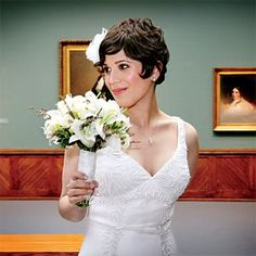 Hair style for @Brianna North wedding sans flower.