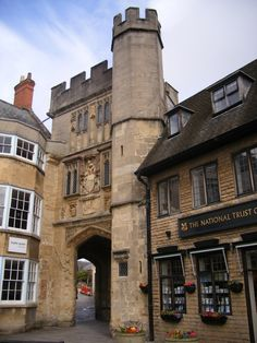 Wells Cathedral, Somerset, UK Foundations were laid in 1180. My son now lives here.