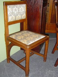 Arts & Crafts Chair by Hasselman & Pander Around 1905 J. Still for sale Amsterdam School, Art Nouveau, Art Deco, Stills For Sale, Dining Chairs, Arts And Crafts, Furniture, Home Decor, Decoration Home