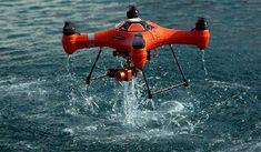 Swellpro Splash Drone 3 Auto Waterproof con Cámara 4K y Monitor Quadcopter RTF