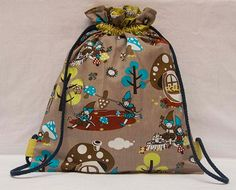 Children's Backpack van Dunanna op Etsy, $24.50