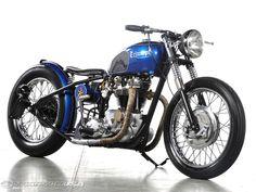 Classic Triumph Bobber