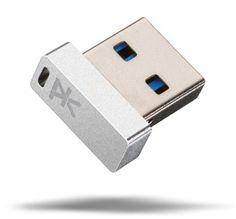 PKparis K'1 : une élégante clé USB 128 Go de 5 mm d'épaisseur