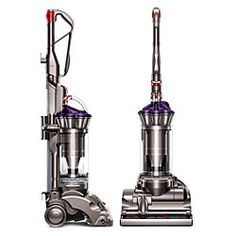 LOVE my Dyson!! Swore it was a dirt-maker the first time I used it - amazing all the stuff this thing sucks up!