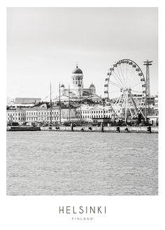 Helsinki print.