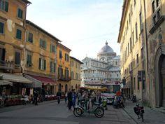 ModaeStyle: Diario di viaggio: Pisa-Reportage Part 2-Piazza de...