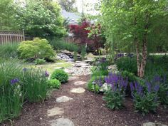 A #garden designer looks to involve each of our five senses when putting together their #landscape design. Leave a comment on this article.   Chevy Chase, MD   Johnson's Landscaping Service