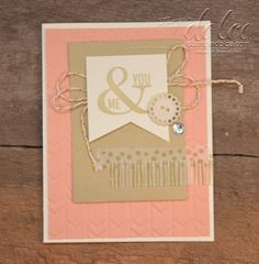 Stampin' Dolce: my fave stampin' up! summer color combination