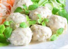 Pulpeciki z indyka Potato Salad, Potatoes, Ethnic Recipes, Food, Potato, Meals, Yemek, Eten