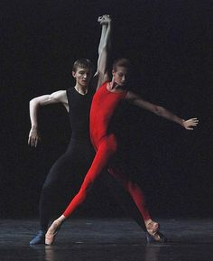 ZsaZsa Bellagio – Like No Other: ballet beautiful Alexander Sergeyev and Ekaterina Kondaurova in Steptext.  John Ross photo