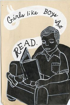 Boys Who Read