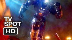 Pacific Rim Official TV Spot - Go Big, Or Go Extinct (2013) - Sci-Fi Movie HD