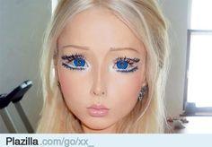 Real life Barbie  http://plzcdn.com/ZillaIMG/7ab59c1d7ac6825937392657213bf1d0_medium.jpg