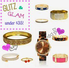 The Fashion Minute with Kelly Moran - All Glitz & Glam