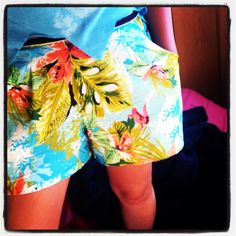 Tropical Punch shorts