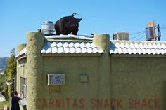 In Love with San Diego: Carnitas Snack Shack