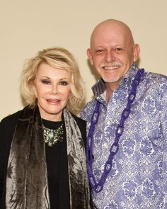 Joan Rivers, February 16, 2010, at the Van Wezel Performing Arts Hall, Sarasota, Florida