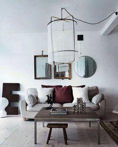 Top Five Scandinavian Blogs - Amazing decor!