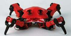 Make: Japan | Arduino搭載四足歩行ロボットのプログラム
