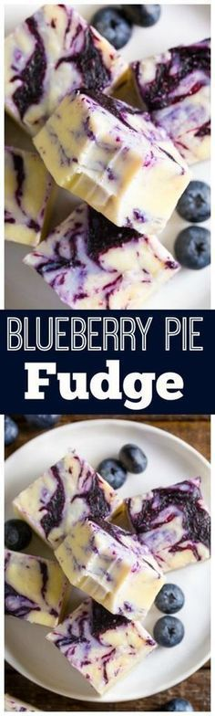 Worms - - Market Pantry™ Blueberry Pie Fudge - Candy - Ideas of Candy - Blueberry Pie Fudge made with just 7 ingredients! SO GOOD!Blueberry Pie Fudge - Candy - Ideas of Candy - Blueberry Pie Fudge made with just 7 ingredients! SO GOOD! Delicious Fudge Recipe, Fudge Recipes, Candy Recipes, Sweet Recipes, Cookie Recipes, Delicious Desserts, Dessert Recipes, Yummy Food, Simple Recipes