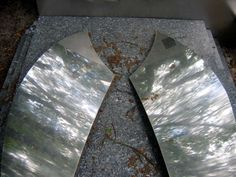 Stainless wings on a grave (scheduled via http://www.tailwindapp.com?utm_source=pinterest&utm_medium=twpin&utm_content=post18859206&utm_campaign=scheduler_attribution)