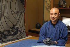 Varieties of Indigo Blue : Ai no Yakata Natural ai-zome craftsman in Ohara village