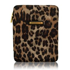 Juicy Couture Leopard Print iPad Case #VonMaur